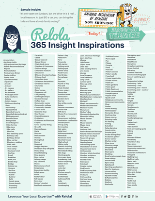 365 insight prompts for Relola to leverage your local real estate expertise